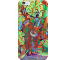 Apogee of An Apricot Tree iPhone Case/Skin