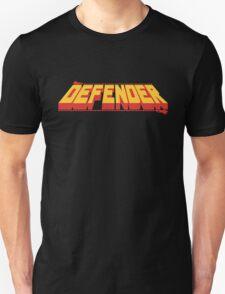 Defender Video Game T-Shirt