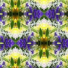 Abstracted From A Flower Bouquet by biglnet
