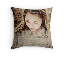 she is called emma Throw Pillow