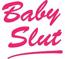 Baby Slut Titus Andromedon- UnBreakable  Photographic Print