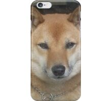 Sporty, at his best iPhone Case/Skin