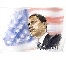 Barack Obama 03 Poster