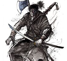 Terminator t-800 Samurai by Mycks