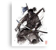 Terminator t-800 Samurai Canvas Print