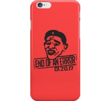 End of an Error iPhone Case/Skin