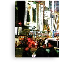 Night in the City II Canvas Print
