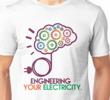 Engineering Your Electricity by TeeSnaps Unisex T-Shirt