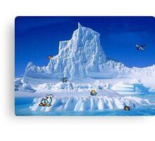 Glacier Pokemon Canvas Print