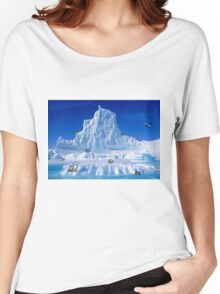 Glacier Pokemon Women's Relaxed Fit T-Shirt