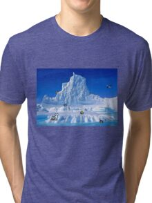 Glacier Pokemon Tri-blend T-Shirt