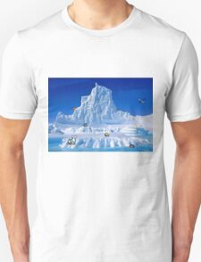 Glacier Pokemon T-Shirt