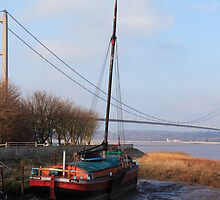 Humber Scene by Mark Baldwyn