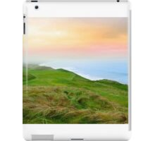 view of the Ballybunion links golf course iPad Case/Skin