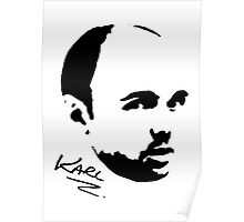 Karl Pilkington - Karl Poster