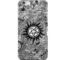 SPNWorld iPhone Case/Skin