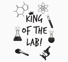 King of the Lab! Kids Clothes