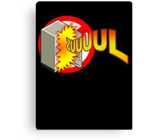 Zuul in the Refrigerator Canvas Print