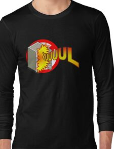 Zuul in the Refrigerator Long Sleeve T-Shirt