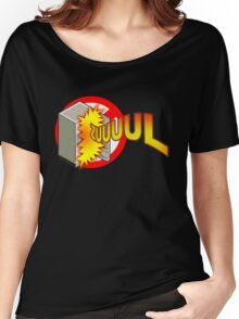Zuul in the Refrigerator Women's Relaxed Fit T-Shirt