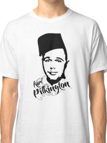 Karl Pilkington - Fez Classic T-Shirt