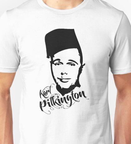 Karl Pilkington - Fez Unisex T-Shirt