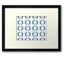 Drops of Water Framed Print