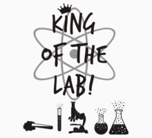 King of the Lab! 2 Kids Clothes
