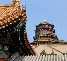 Summer Palace, Beijing, China by Tomas Abreu