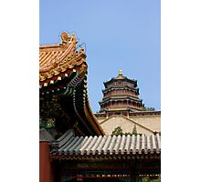 Summer Palace, Beijing, China Photographic Print