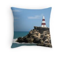The Obelisk Throw Pillow
