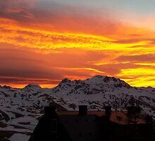 Dawn by JavierMontero