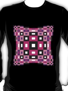 Op art Design T-Shirt