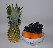 My fruit, (First Shot)sorry very poor! by Sarahphotos