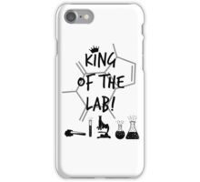 King of the Lab! 3  iPhone Case/Skin