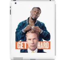 Get Hard Will Ferrel iPad Case/Skin