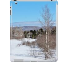Spring is a Long Way Off iPad Case/Skin
