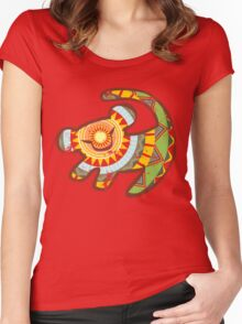 Simba One Women's Fitted Scoop T-Shirt