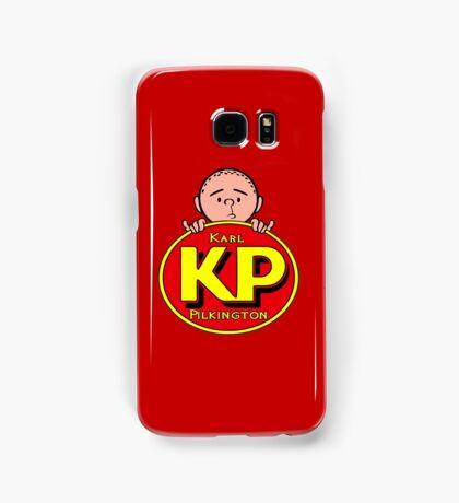 Karl Pilkington - KP Samsung Galaxy Case/Skin