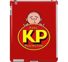 Karl Pilkington - KP iPad Case/Skin