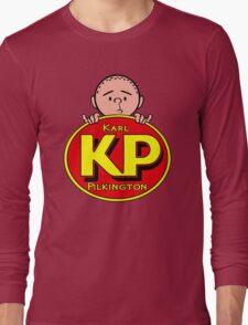 Karl Pilkington - KP Long Sleeve T-Shirt