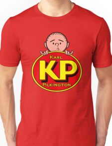 Karl Pilkington - KP Unisex T-Shirt