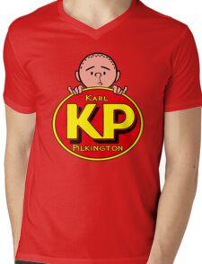 Karl Pilkington - KP Mens V-Neck T-Shirt