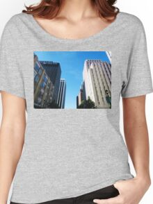RALEIGH NORTH CAROLINA Women's Relaxed Fit T-Shirt