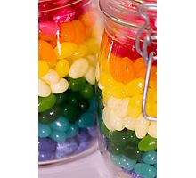 Candy Jar Photographic Print