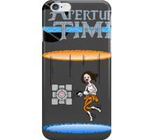 Aperture Time iPhone Case/Skin