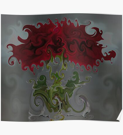 Two Roses For You Poster