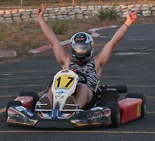 go-carting in Port Hedland by KaterinaSam