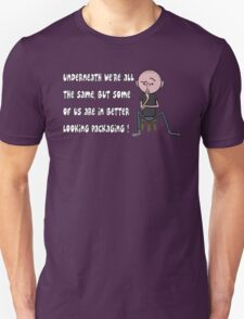 Karl Pilkington - Quote Unisex T-Shirt