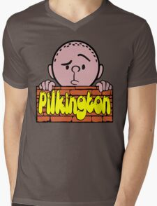 Karl Pilkington - Peeking Pilkington Mens V-Neck T-Shirt